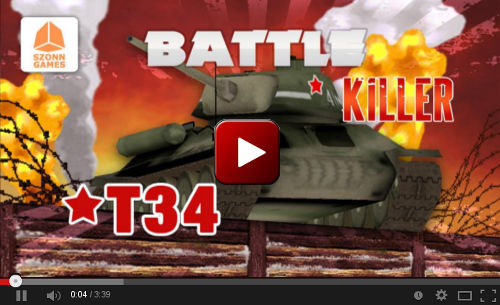 battle killer t34