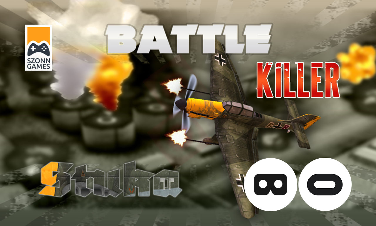 battle killer stuka vr